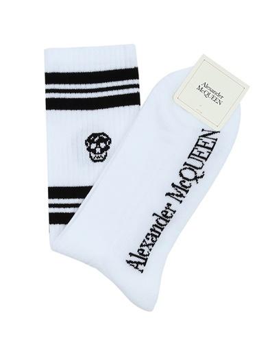 Alexander McQueen Çorap Siyah